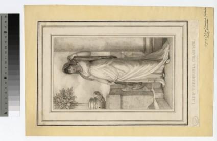 Portrait of Lady T. Cradock