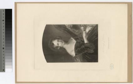 Portrait of Countess Craven
