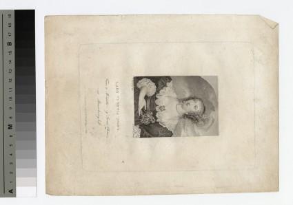 Portrait of Lady Venetia Digby