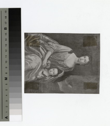 Portrait of Lady C. Darnley