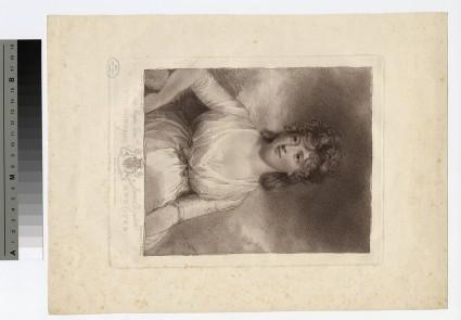 Portrait of VisCountess Andover