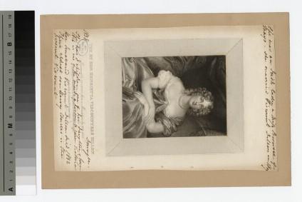 Portrait of Henrietta, Viscountess Dillon