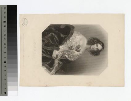 Portrait of Mrs B. D'Israeli