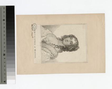 Portrait of Countess Morton