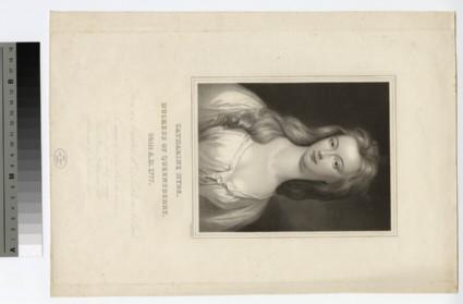 Portrait of Catherine Douglas, Duchess of Queensberry