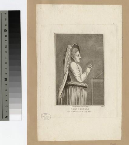 Portrait of Lady Douglas