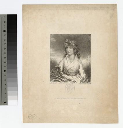 Portrait of Lady Charlotte Duncombe