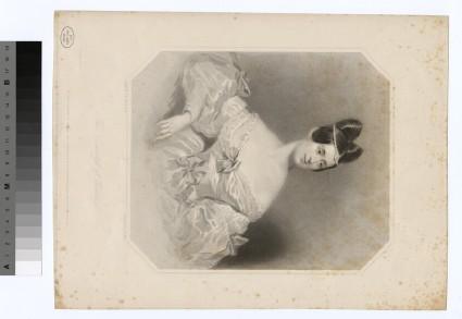 Portrait of Countess Wilton