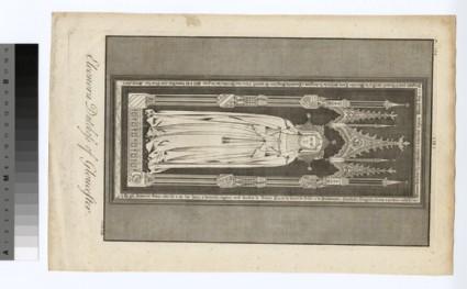 Portrait of Eleanora, Duchess of Gloucester