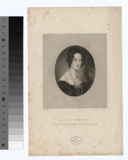 Portrait of Lady Howard de Walden