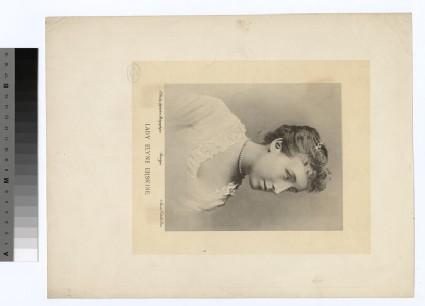 Portrait of Lady Elyne Erkine