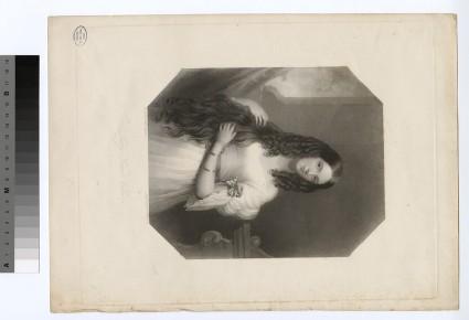 Portrait of Lady Sarah Villiers