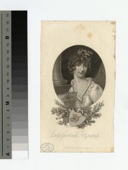 Portrait of Lady G. Fitzpatrick