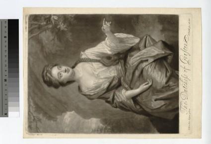 Portrait of the Duchess of Grafton