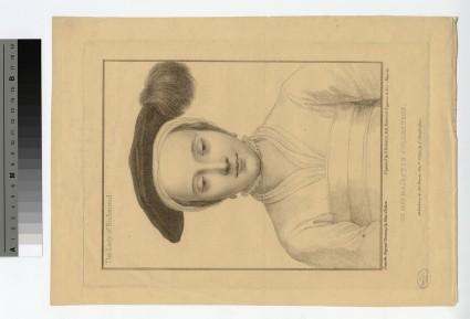 Portrait of Lady Mary Howard