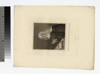 Portrait of Margaret, Countess of Richmond, at prayer
