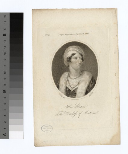 Portrait of Duchess Montrose