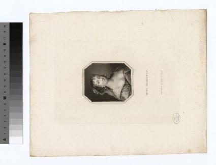 Portrait of Miss Hamilton