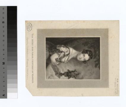 Portrait of Countess Warwick