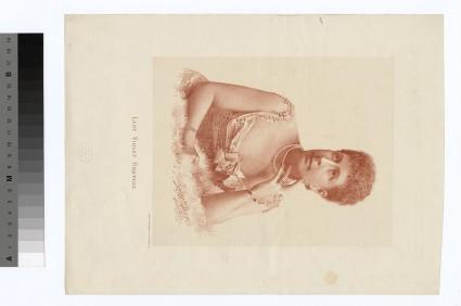 Portrait of Lady V. Greville