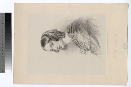 Portrait of Lady E. Grey