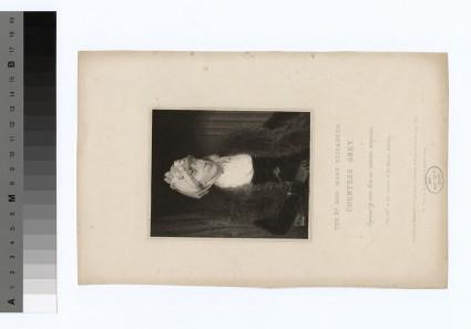Portrait of Countess Grey