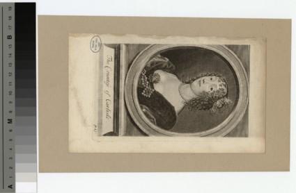 Portrait of Countess Carlisle