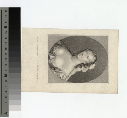 Portrait of Lady Grammont