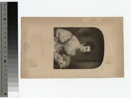 Portrait of Lady Hanmer