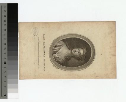 Portrait of Lady Elizabeth Hastings