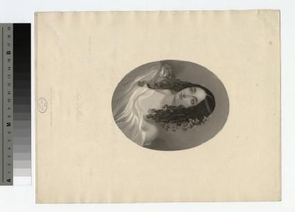 Portrait of Lady Dufferin