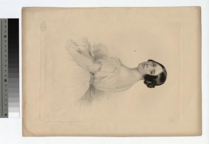 Portrait of Lady Louis Hay, later Louis Margaret Gudin