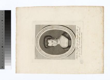 Portrait of Lady Anne Clifford