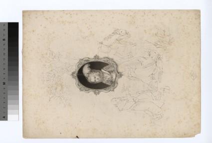 Portrait of Lady Margaret Clifford