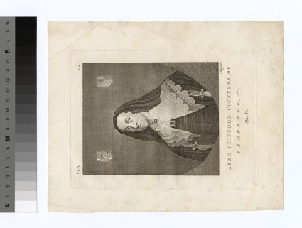 Portrait of Anne Clifford, Countess of Pembroke and Montgomery