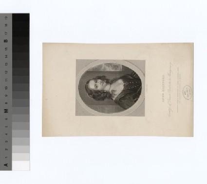 Portrait of Countess Dorset etc