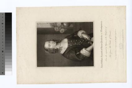 Portrait of Countess (Clifford) Dorset etc