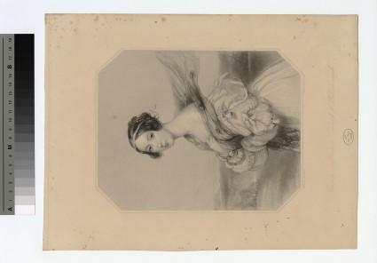Portrait of Countess Hillsborough