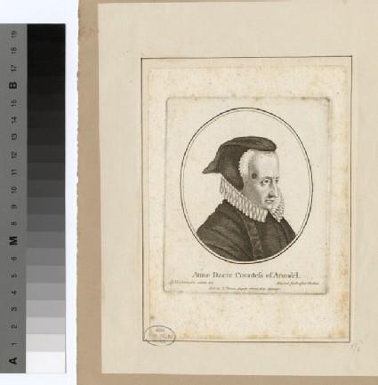 Portrait of Countess (Dacre) Arundel
