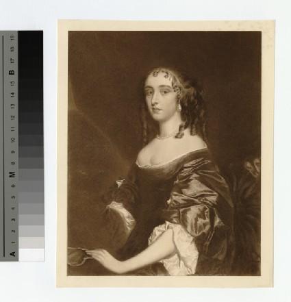 Portrait of Anne Hyde