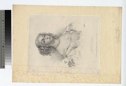 Portrait of Countess (Hyde) Rochester