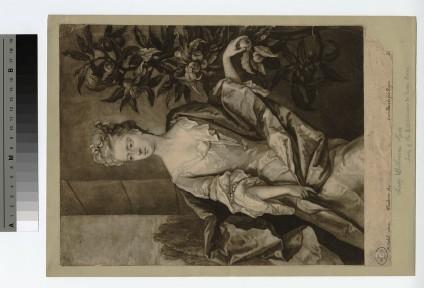 Portrait of Lady Katherine Hyde