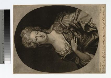 Portrait of the Countess Clarendon