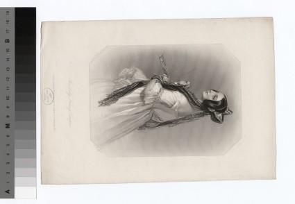 Portrait of Lady Fanny Cowper