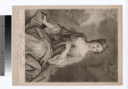 Portrait of Countess Ranelagh