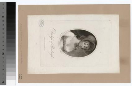 Portrait of Duchess Roxburgh