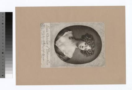 Portrait of Duchess Portsmouth