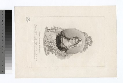 Portrait of Countess Dowager Kingston
