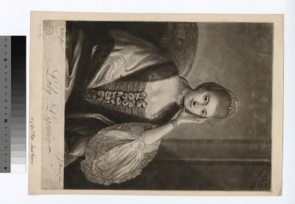 Portrait of Lady Ligonoier