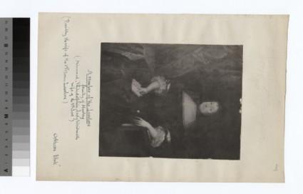 Portrait of Lady Lovelace